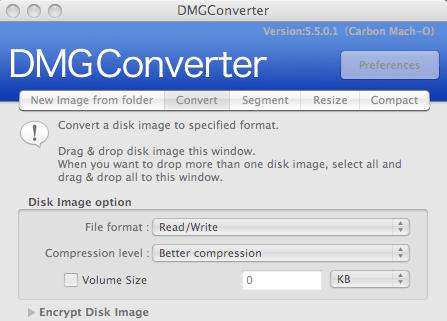 DMGConverter