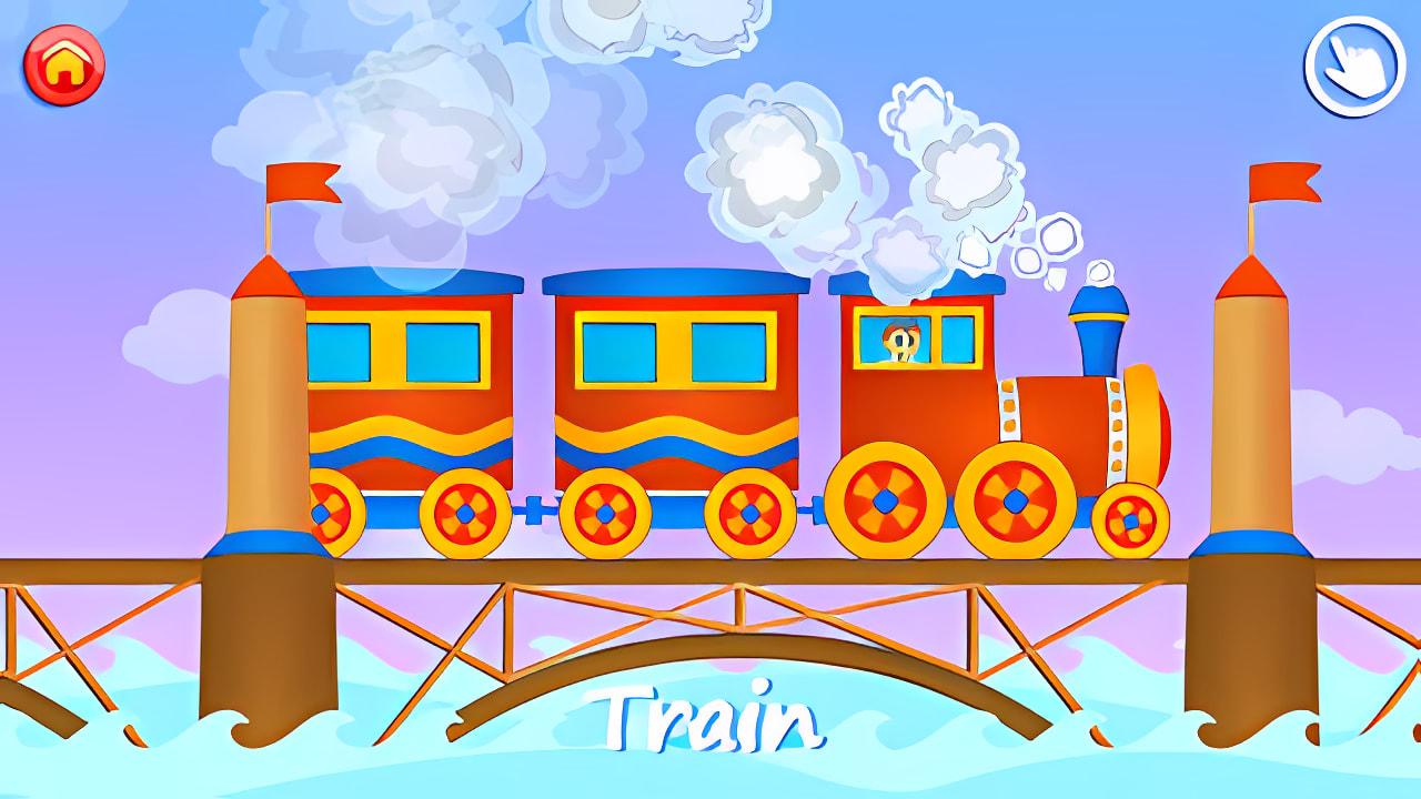 123 Kids Fun PEEKABOO (Free App) - Preschool and kindergarten learning games