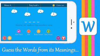 Words Jumble!!! – Mejor formación del cerebro juego de rompecabezas incluye SAT, TOEFL, GRE, GMAT, Ciencia, Medicina, Inglés idioma mente vocabulario más elevado.