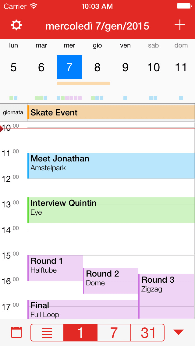 Calendar Alarm - CalAlarm 2