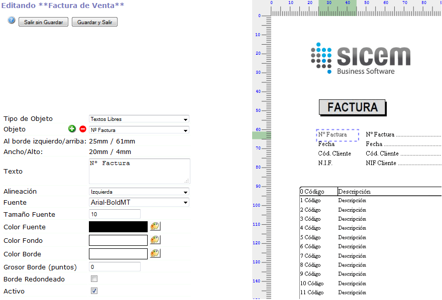 Gestión Comercial G5 Server