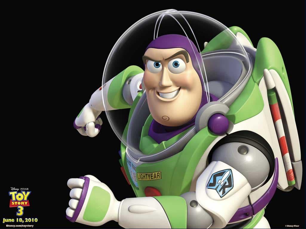 Papel de parede Toy Story 3