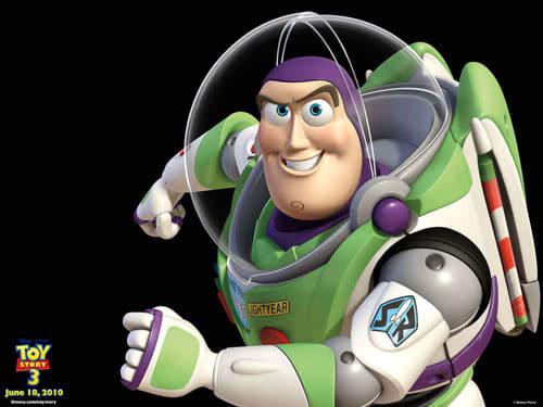 Tapeta Toy Story 3 - Buzz Lightyear