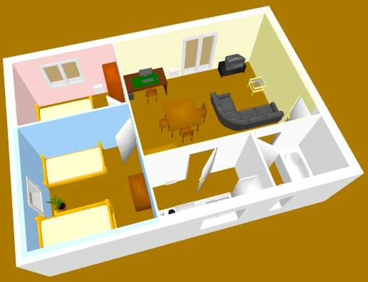 Sweet Home 3D Is A Sophisticated Tool For Creating Your Own Interior Designs.  View Full Description. Sweet Home 3D