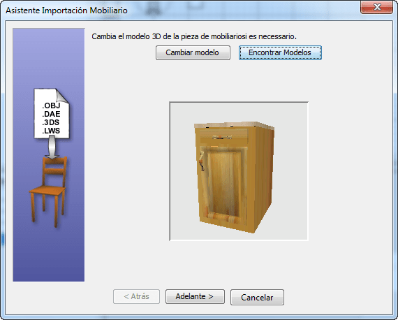 Sweet home 3d descargar for Muebles 3d gratis