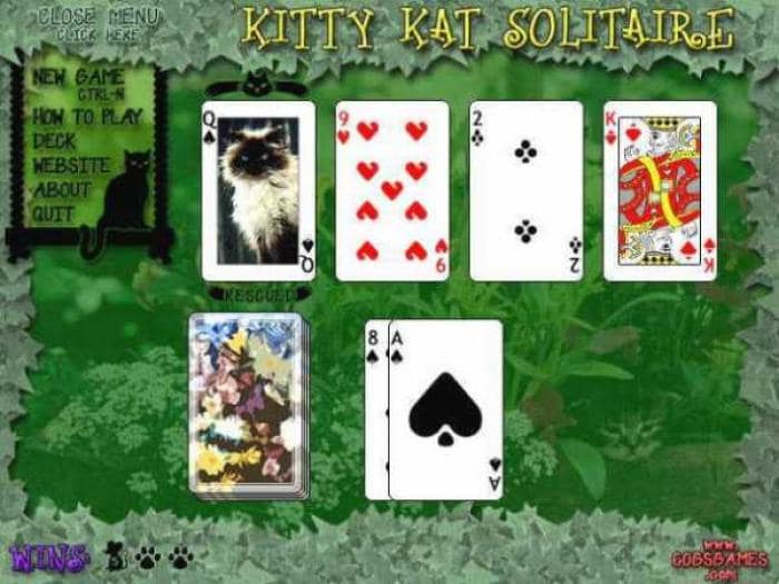 Kitty Kat Solitaire