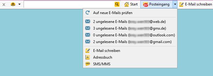 MailCheck für Internet Explorer