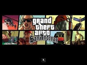 Fond d'écran GTA San Andreas