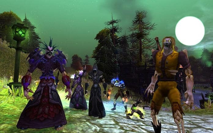 world of warcraft void lords