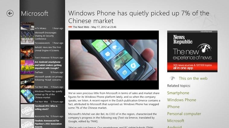 Appy Geek pour Windows 10
