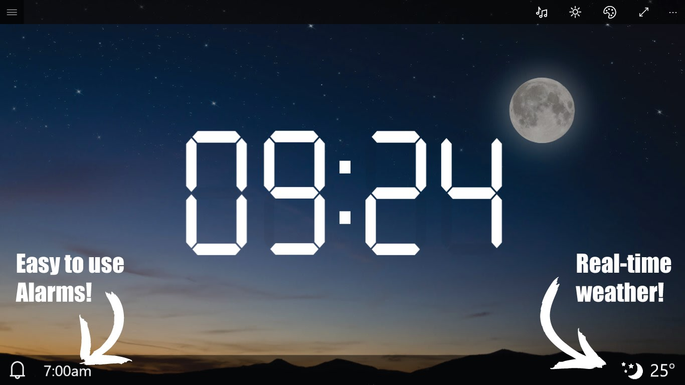 Alarm Clock HD +