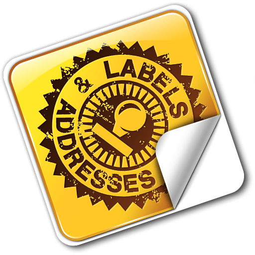 Labels and Addresses 1.7