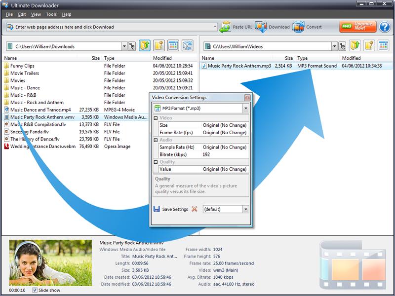 Ultimate Downloader