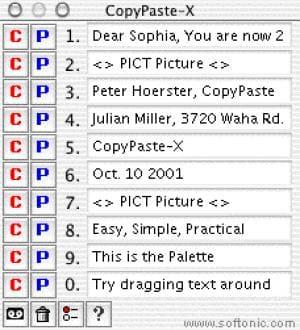 CopyPaste-X