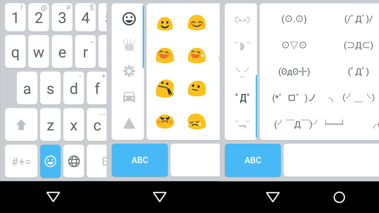 CM Keyboard - Emoji, ASCII Art
