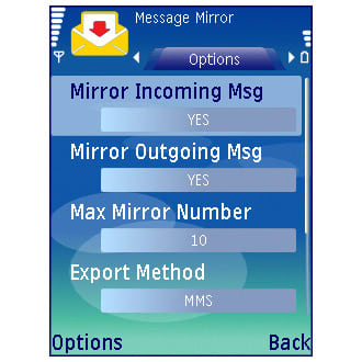 Message Mirror Lite