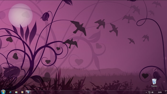 Lovebirds Theme
