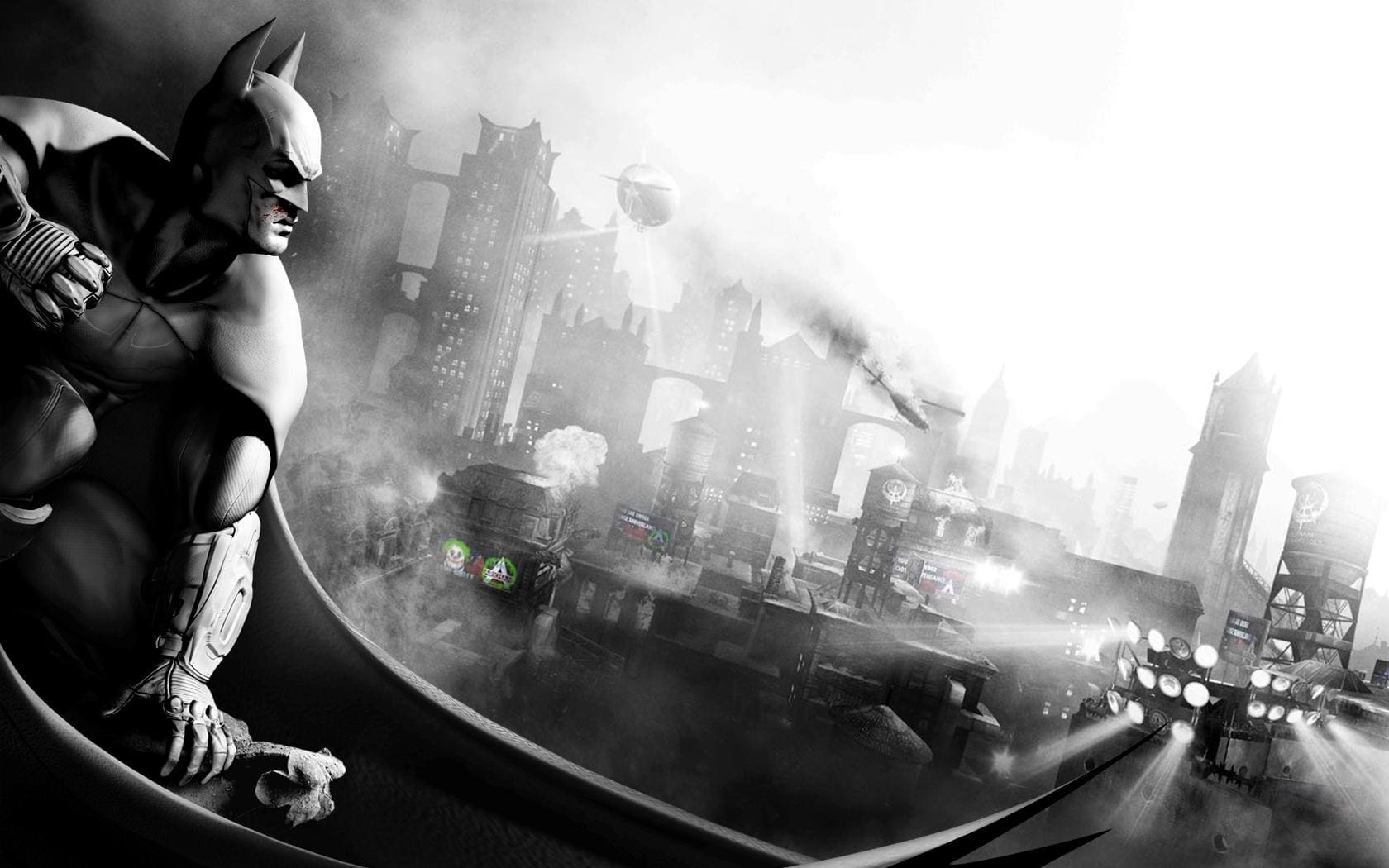 Tapety Batman Arkham City HD