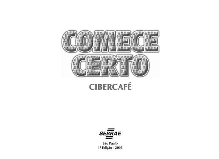 Comece Certo Cibercafé