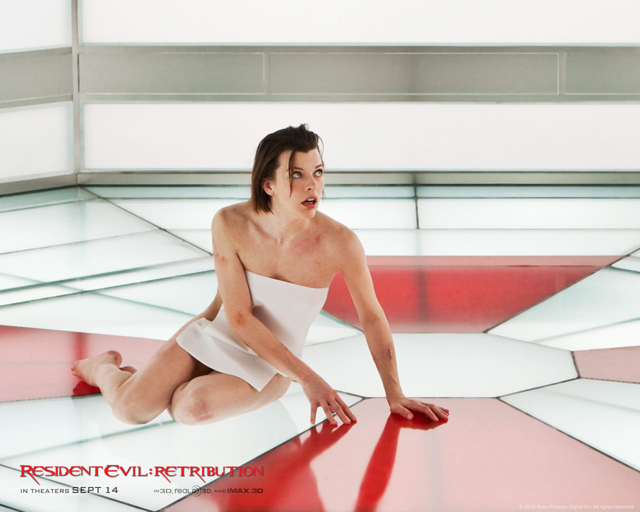 Resident Evil: Retribution Wallpapers