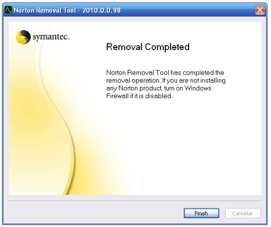 Norton Removal Tool Descargar
