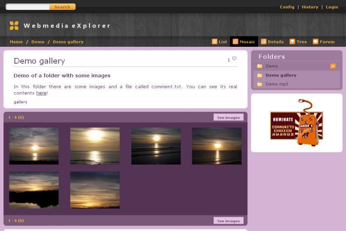 Webmedia Explorer