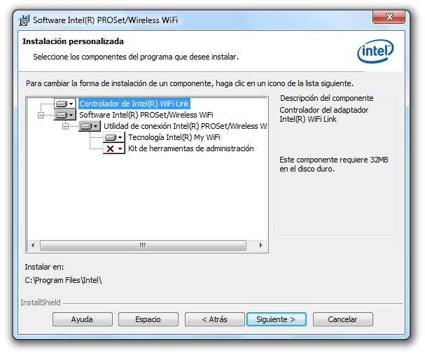 Скачать драйвер intel wifi для windows 7