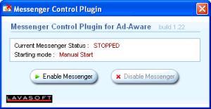 Messenger-Control