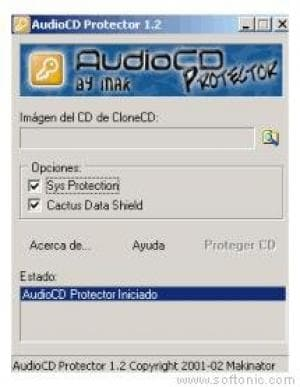AudioCD Protector