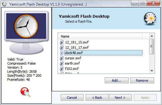 Yamicsoft  Flash Desktop