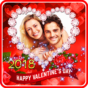 Valentines Day Photo Frames 2018