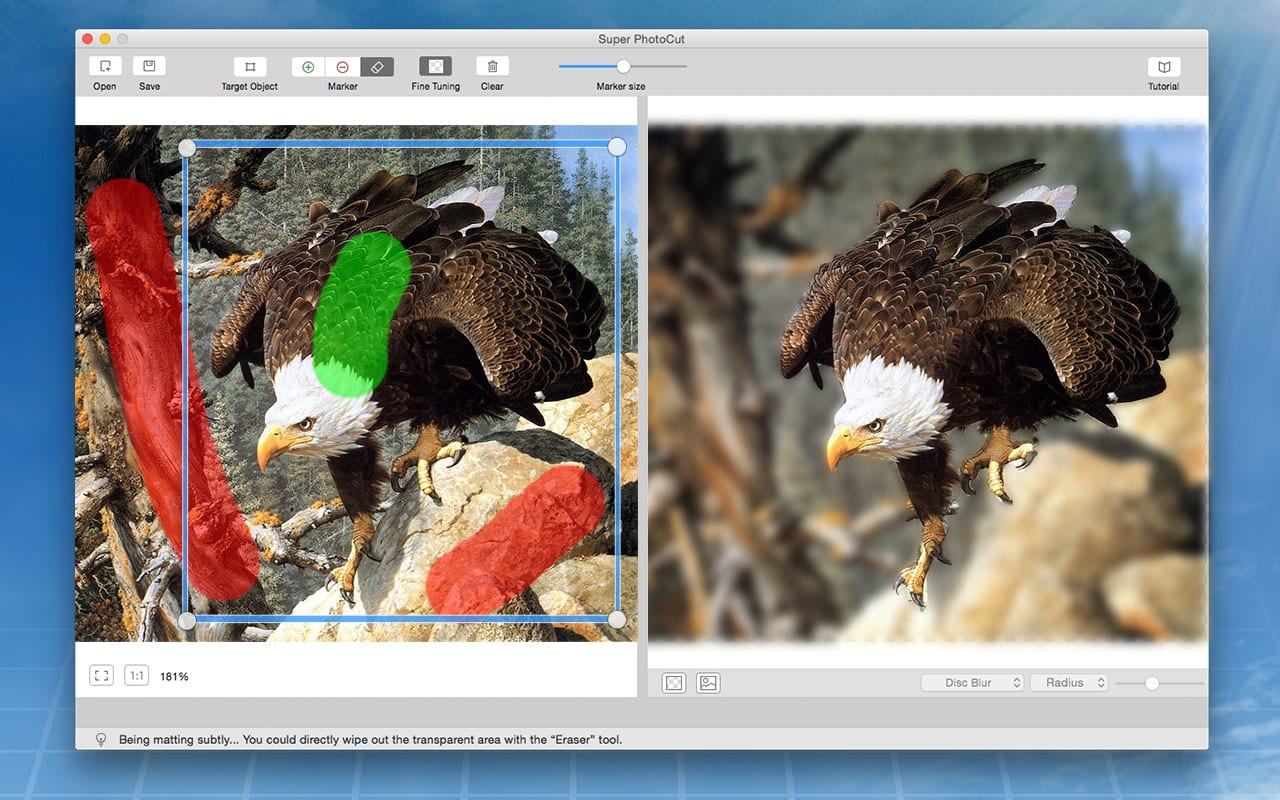 Super PhotoCut for Mac