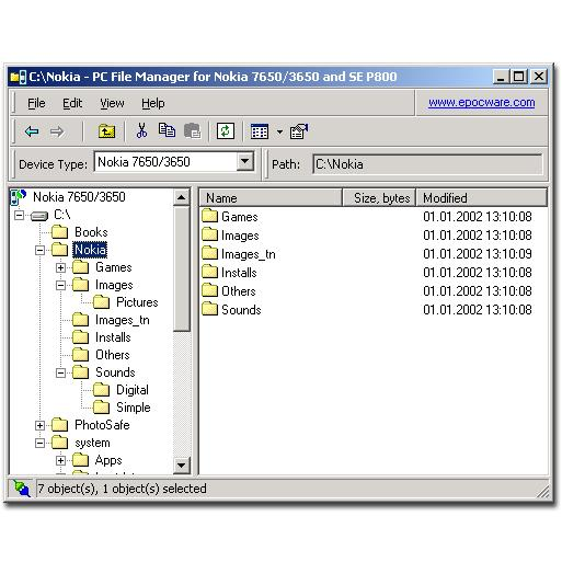 PC File Manager