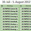 Ou Grote 2012 Olympic Games