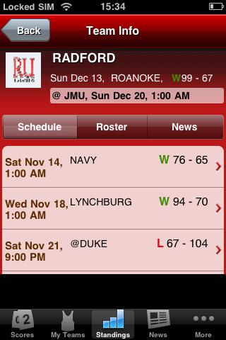 College Basketball Live!