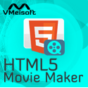 VMeisoft HTML5 Movie Maker