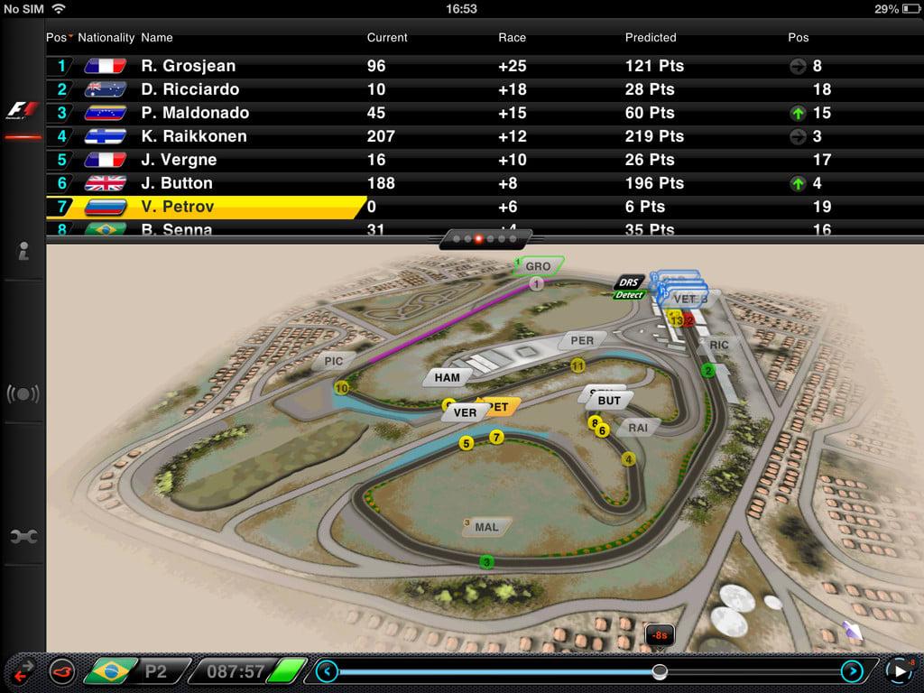 F1™ 2013 Timing App 5.331