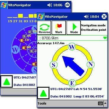 VITO Navigator