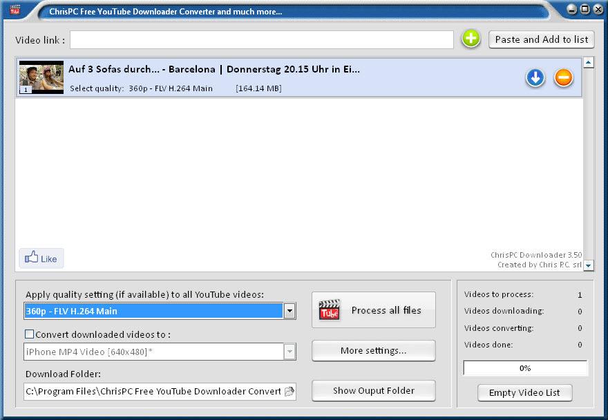 Chrispc Free Videotube Downloader Download