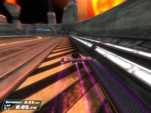 Jet Lane Racing