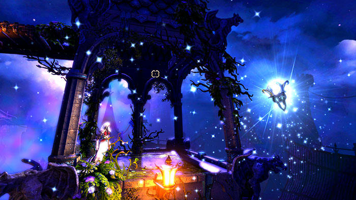 Trine 2: The three heroes reunite for more fantasy adventuring