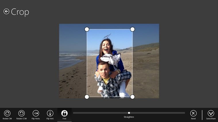 Adobe Photoshop Express para Windows 10