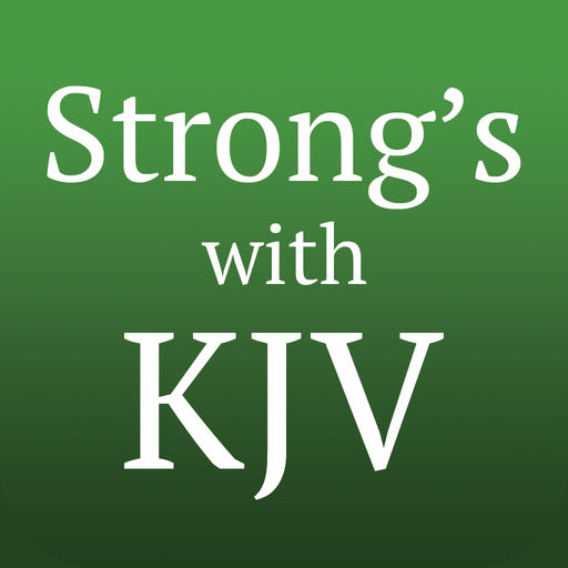 Strong's Concordance with KJV 7.12.5