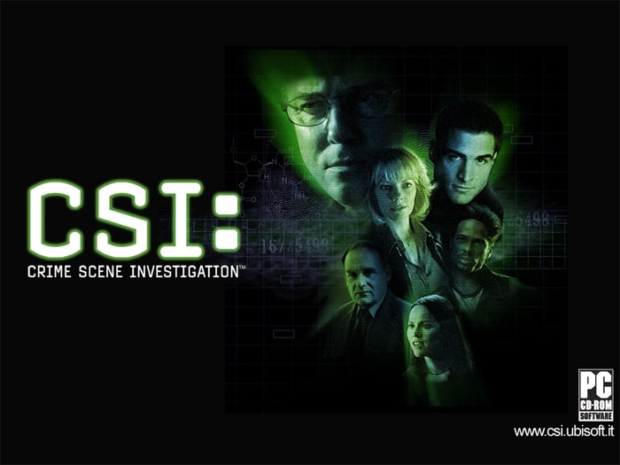 Tapeta CSI