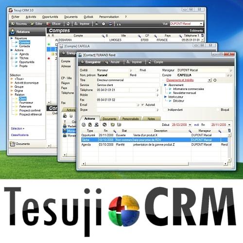 Tesuji CRM
