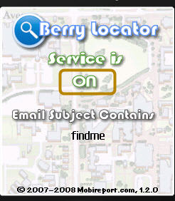 Berry Locator