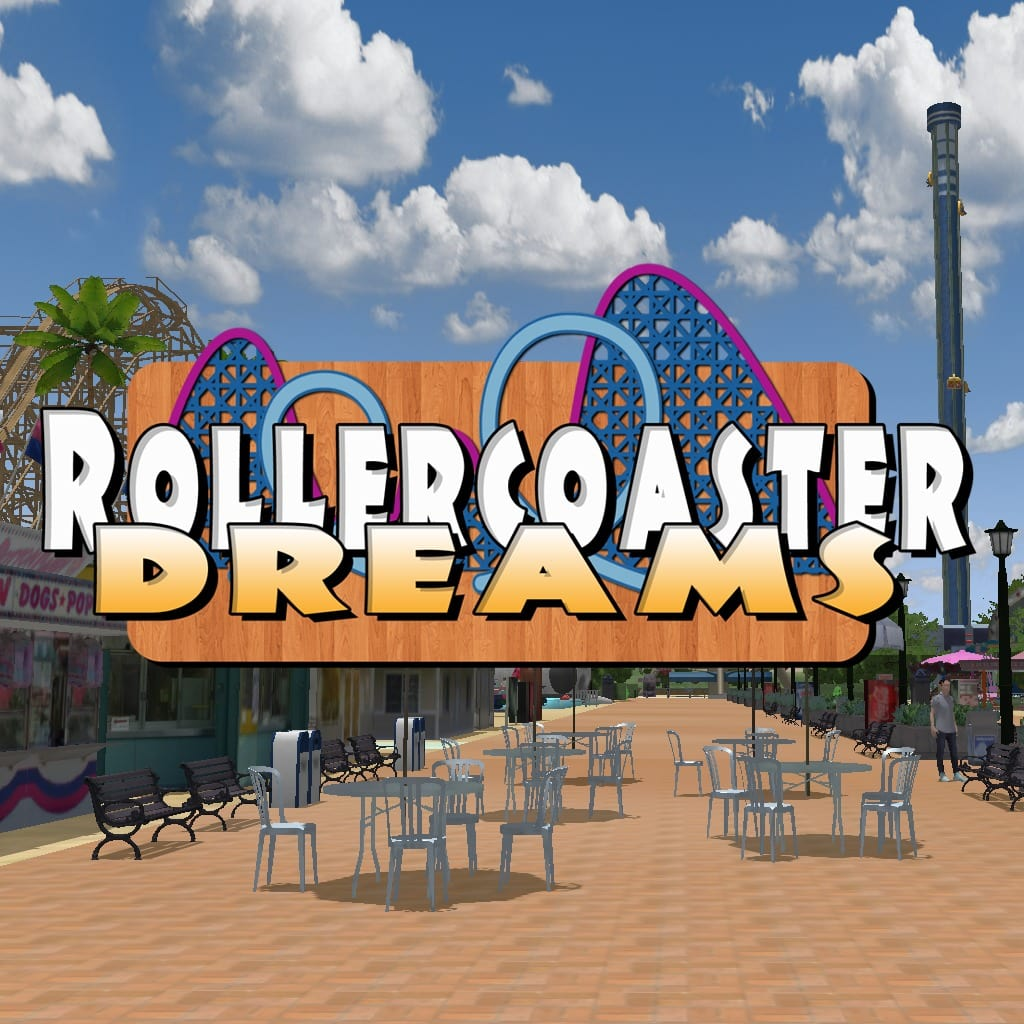 Rollercoaster Dreams PS VR PS4 varies-with-device
