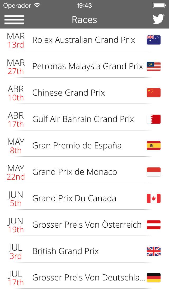 Formula Live24 2015