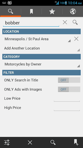 Craigslist for Android