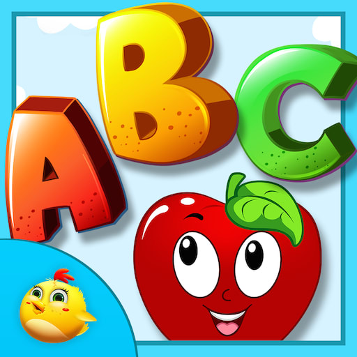 Fruit & Veg Alphabets For Kids
